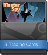 Master Spy Booster Pack