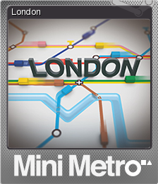 Mini Metro Foil 2
