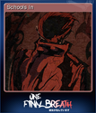 One Final Breath Episode One Card 2