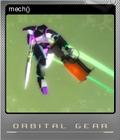 Orbital Gear Foil 6