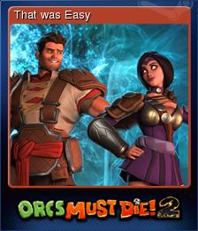 Orcs Must Die! 2 Card 7