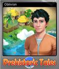 Prehistoric Tales Foil 3