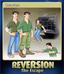 Reversion - The Escape Card 3