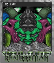 Super Killer Hornet Resurrection Foil 01