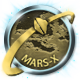 Take On Mars Badge Foil
