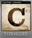 TypeRider Foil 5