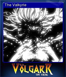 Volgarr the Viking Card 4