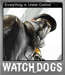 Watch Dogs Foil 2