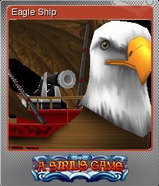 A Sirius Game Foil 3