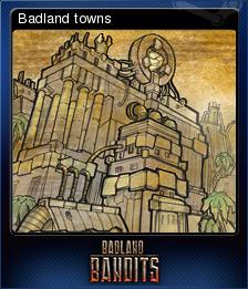 Badland Bandits Card 5