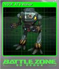 Battlezone 98 Redux Foil 10