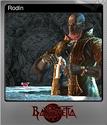Bayonetta foil 10