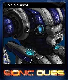 Bionic Dues Card 4