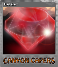 Canyon Capers Foil 5