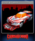Carmageddon Max Pack Card 2