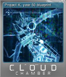 Cloud Chamber Foil 8