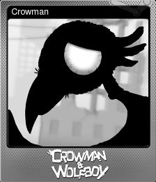 Crowman & Wolfboy Foil 1