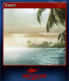 Dead Island Card 1