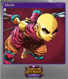 Dungeon Defenders Eternity Foil 6