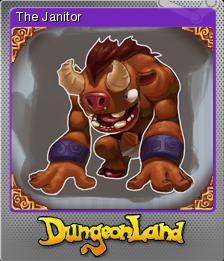 Dungeonland Foil 3
