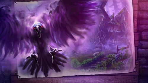 Enigmatis The Mists of Ravenwood Artwork 3