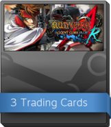 GUILTY GEAR XX ACCENT CORE PLUS R Booster Pack