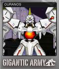 Gigantic Army Foil 7
