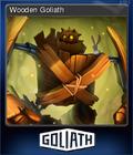 Goliath Card 1