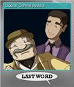 Last Word Foil 4