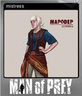Man Of Prey Foil 4