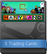 Manyland Booster Pack