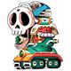 Mega Man Legacy Collection Badge 5