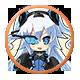 Megadimension Neptunia VII Badge 2