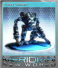 Meridian New World Foil 7