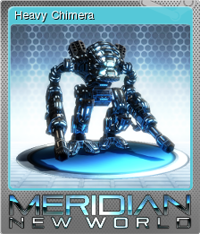Meridian New World Foil 7