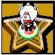 NekoChan Hero Collection Badge Foil