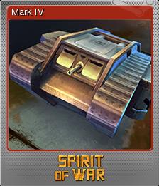 Spirit Of War Foil 5