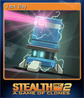 Stealth Inc 2 A Game of Clones Card 4