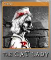The Cat Lady Foil 2