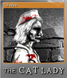 The Cat Lady Foil 2