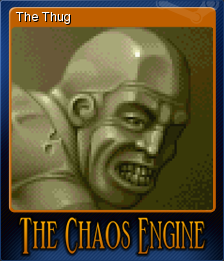 The Chaos Engine Card 6