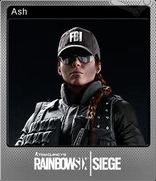 Tom Clancy's Rainbow Six Siege Foil 01