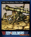 Toy Soldiers Complete Card 05