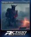 Action Legion Card 1