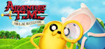 Adventure Time Finn and Jake Investigations Logo