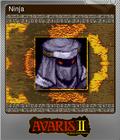 Avaris 2 The Return of the Empress Foil 6