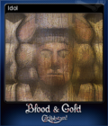 Blood & Gold Caribbean Card 05