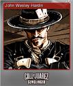 Call of Juarez Gunslinger Foil 5