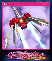 Crimzon Clover WORLD IGNITION Card 1