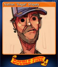 Double Fine Adventure! Card 10